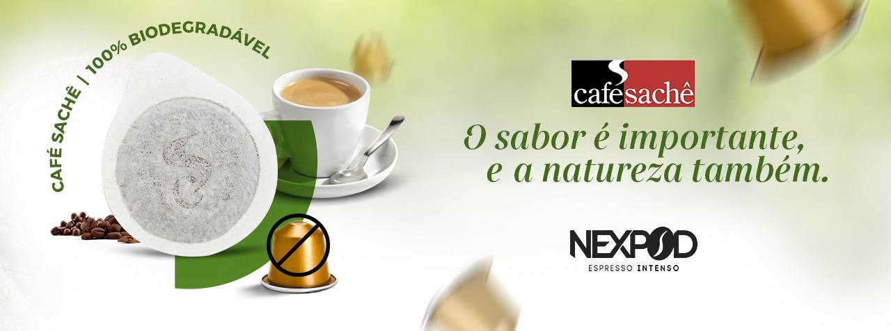 Cápsulas de Café 100% Biodegradável
